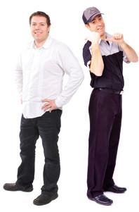 Clément et Vincent Fournier